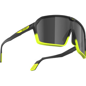 Rudy Project Spinshield Glasses, black/yellow fluo matte/smoke black